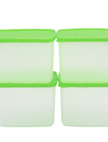 4 Kitchen Plastic Food Storage