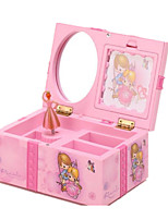 Music Box Toys Square Plastics 1 Pieces Not Specified Birthday Gift
