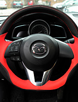 Automotive Steering Wheel Covers(Plush)For Mazda All years CX5 CX7 Murano CX4 CX9
