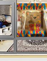 Animali Adesivo per finestre,PVC / Vinile Materiale decorazione della finestra