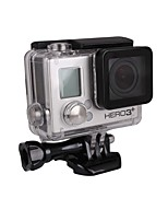 Sports Action Camera Outdoor Portable Case Multi-function For Gopro 4 Gopro 3+ Diving Surfing Everyday Use Watersports Snorkeling