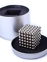 Magnet Toys 1 Pieces MM Stress Relievers Magnet Toys Magnetic Balls Rectangular Executive Toys Puzzle Cube For Gift