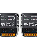 2PCS 10A Solar Charge Controller 12V 24V auto Switch CMP12
