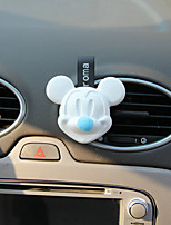 Car Air Outlet Grille Perfume Blue Mickey Encounter Fragrance Of The Sea Flavor  Automotive Air Purifier