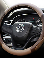 cheap -Automotive Steering Wheel Covers(Leather)For Buick Envision Verano LaCrosse Excelle 15N Encore Excelle HRV