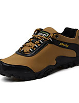 Running Shoes Mountaineer Shoes Men's Anti-Slip Rain-Proof Wearable Breathability Leisure Sports Low-Top Fabric Washable Hiking Running