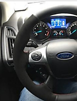 Automotive Steering Wheel Covers(Leather)For Ford All years