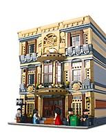 Building Blocks Toys Famous buildings Architecture Pieces Unisex Gift
