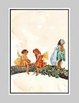 Fantasia Stampe con cornice cornice Art Decorazioni da parete,Lega Materiale con cornice For Decorazioni per la casa Cornice Salotto 1