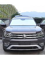 Automobile Pare-soleil & Visière de Voiture Visières de voiture Pour Volkswagen Toutes les Années Teramont Aluminium