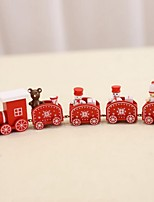 Holiday Wood Modern/Contemporary Christmas,Model & Building Toy Decorative Accessories