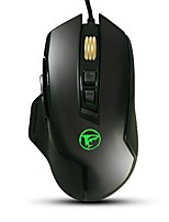 M502 Gaming mouse Variable speed Metal plate