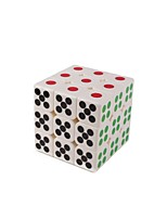Rubik's Cube Smooth Speed Cube 3*3*3 Speed Anti-pop Adjustable spring Stress Relievers Magic Cube ABS Square Gift