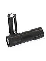 ANOWL Black Light Flashlights/Torch - 95 lm 1 Mode - Portable Easy Carrying for Everyday Use No