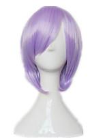 Parrucche Cosplay Buona stella Hiiragi Tsukasa Anime/Videogiochi Parrucche Cosplay 35 CM Tessuno resistente a calore Unisex