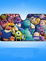 Automotivo Parasóis & Visores Para carros Visores de carro Para Universal Todos os Anos General Motors Alúminio