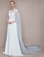 Women's Wrap Capes Chiffon Lace Wedding Party/ Evening Lace