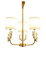 Chandelier For Living Room Bedroom Indoors AC 100-240V Bulb Included