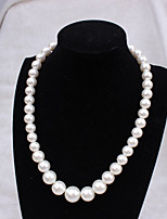 Women's Strands Necklaces Imitation Pearl Elegant Jewelry For Wedding Party