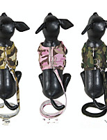 Leash Adjustable Solid Polyster