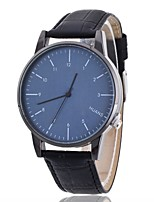 Women's Dress Watch Fashion Watch Wrist watch Chinese Quartz PU Band Charm Elegant Casual Black White Blue Brown