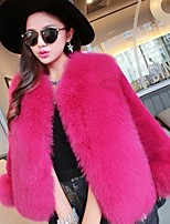 Women's Wrap Coats/Jackets Faux Fur Wedding Party/ Evening