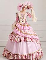 Sorcier/Sorcière Princesse Reine Costumes de Cosplay Halloween Noël Carnaval Nouvel an Fête / Célébration Déguisement d'Halloween Rose