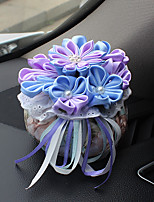 Car Perfume Ornament  Flower  Modeling  Automotive Air Purifier