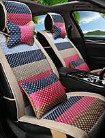 cartoon arco-íris couro seda material assento de carro almofada assento tampa assento quatro estações geral tudo em torno de 3 #