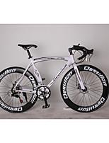 Cruiser велосипедов Велоспорт 14 Скорость 26 дюймы/700CC SHIMANO TX30 Дисковый тормоз Без амортизации Противозаносный Aluminum Alloy