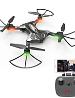 Drone L600 4CH 6 Axis With 0.3MP HD Camera Height Holding WIFI FPV One Key To Auto-Return Auto-Takeoff Access Real-Time Footage Hover RC