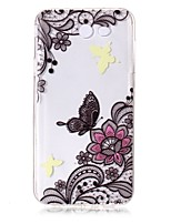 Case For Samsung Galaxy J7 (2017) J3 (2017) Ultra-thin Transparent Pattern Back Cover Butterfly Flower Soft TPU for J7 (2016) J7 (2017)