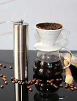 Coffee Grinder Stainless Steel Handmade Coffee Bean Grinders Mill Coffee Making Tool