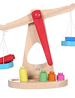Wooden DcalesBaby Balance Beam Children's Educational Toys JJ7701-0542