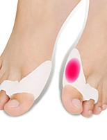 2pc toe separator большой костяной щипцовый щит hallux valgus splint протектор корректор стоп ортопедическая опорная скоба