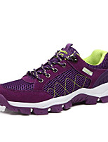 Running Shoes Mountaineer Shoes Unisex Anti-Slip Rain-Proof Wearable Breathability Leisure Sports Low-Top Suede Latex Rubber Hiking
