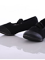 Women's Modern Canvas Sneaker Outdoor Customized Heel Black Customizable