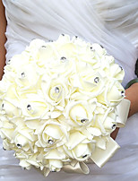 Wedding Flowers Bouquets Wedding Polyester Foam 9.84