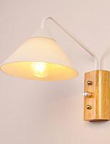 8 E27 Einfach Modern/Zeitgenössisch Landhaus Stil Eigenschaft for Ministil,Ambientelicht Wandleuchte
