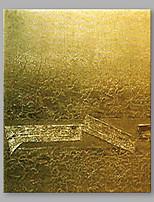 Handgemalte Abstrakt Vertikal,Künstlerisch Ein Panel Leinwand Hang-Ölgemälde For Haus Dekoration