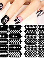 10 Nail Stamping Image Template Plates Stamper Scraper