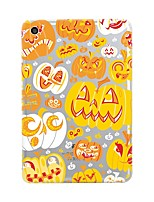 billige -Til iPad (2017) Etuier Transparent Mønster Bagcover Etui Transparent Halloween Blødt TPU for Apple iPad (2017) iPad Pro 12.9'' iPad Pro
