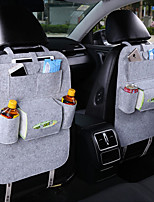Vehicle Seat Car Organizers For universal All years Fabrics