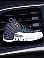 Car Air Outlet Grille Perfume Sneakers  Modeling Automotive Air Purifier