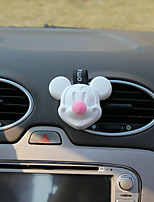 Car Air Outlet Grille Perfume Pink Mickey Meets The Fragrance Of The Sea  Automotive Air Purifier