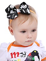 PANSY 2pcs/lot Baby Girl Halloween Headbands Elastic Hair Hoops Headbands