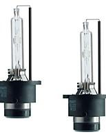 1 пара автомобилей подлинной ксеноновой лампы 85122 d2s 4300k спрятанная ксеноновая лампа