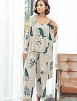Pyjama 100% coton Femme