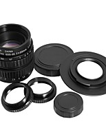 35mm f1.7 c mount c-mount cctv lens c-m43 micro 4/3 adaptateur macro cadeau cadeau lf012