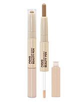 Double Head Concealer pen Face Foundation Makeup Natural Cream Concealer Highlight Contour Stick Cover Freckles Concealer